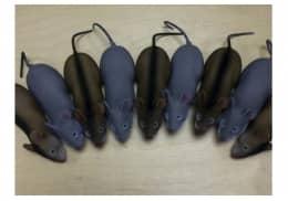 Воблер мышь для тайменя