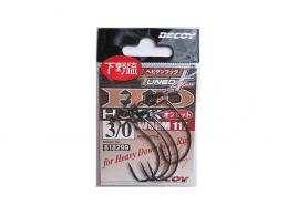 HD Hook offset Worm 117