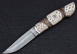 Авторский нож Скандинав 1