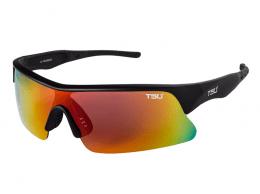 Очки поляризационные TSU' REVO красные SA0655